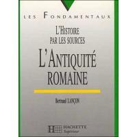 L'Antiquité romaine