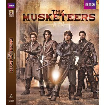 The MusketeersThe Musketeers Intégrale de la Saison 1 Blu-ray