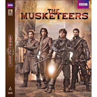 The MusketeersMUSKETEERS-COFFRET-FR-3 BD