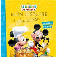 Mickey et la galette des rois