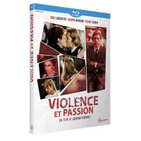 Violence et passion Blu-ray