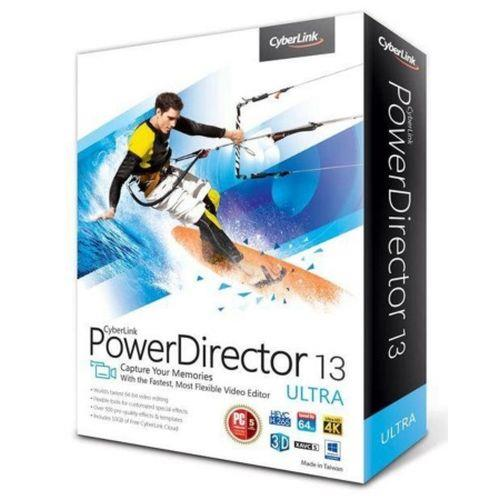 PowerDirector 13 Ultra PC