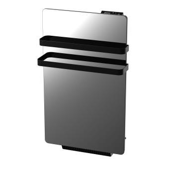 5 sur radiateur s che serviette carrera miroir 1400 w chauffage achat prix fnac. Black Bedroom Furniture Sets. Home Design Ideas