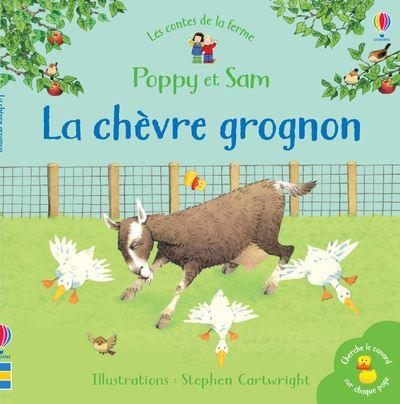 La chèvre grognon Poppy et Sam Mini-livres
