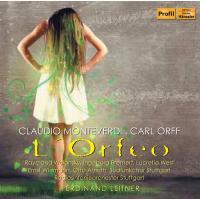 Orfeo - Version allemande de Carl Orff
