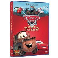 Cars Toons - Martin se la raconte ! DVD