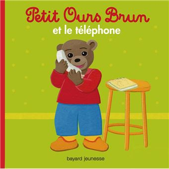 Petit ours brun petit ours brun telephone ned marie - Petit ours brun telecharger ...