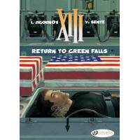 XIII - tome 21 Return to Green Falls