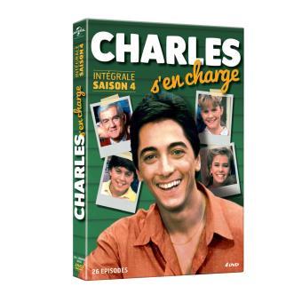 Charles s'en chargeCharles s'en charge Saison 4 DVD