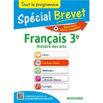 Tout En Un 3eme Special Brevet Francais Maths Histoire Geo Anglais Histoire Des Arts