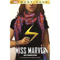 Miss Marvel : Métamorphose