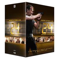 24 H Chrono Saisons 1 à 9 Coffret DVD