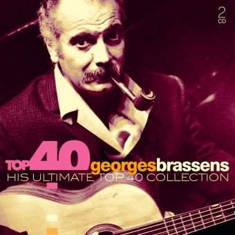 Top 40 - Georges Brassens | CD