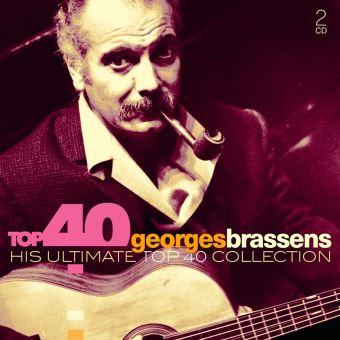 Top 40 - Georges Brassens | CD