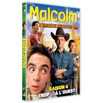 MalcolmCoffret intégral de la Saison 4 DVD