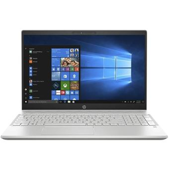 HP PAV 15-CS0600NZ I7-8550U/8G/256G/15.6''FHD UHD630 SILVER