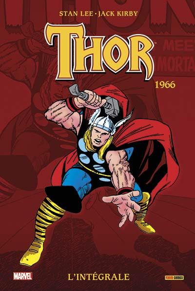 Thor - L'intégrale Tome 8 : Thor integrale t08 1966
