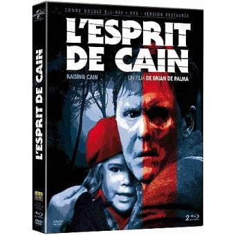 ESPRIT DE CAIN COMBO BLURAY+DVD+LIVRET-FR