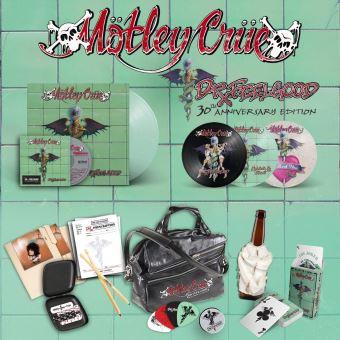 "Box Set Dr Feelgood 30Th Anniversary  - Vinilo Picture + CD + 3 Single Vinilo 7"""