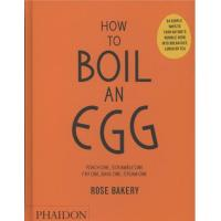 How to boil an egg; poach one, scra