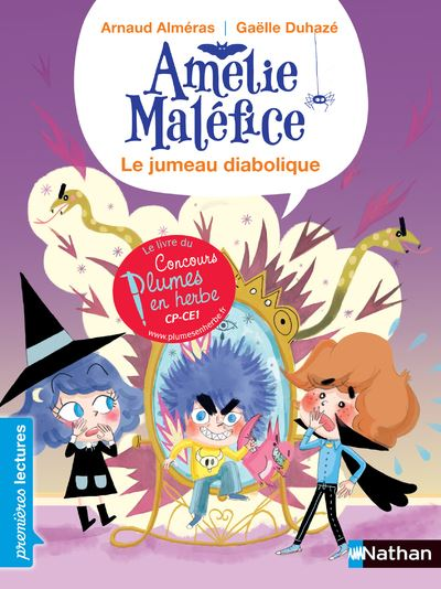 Amélie Maléfice - Le jumeau diabolique