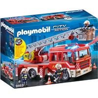 PLAYMOBIL Brandweer ladderwagen