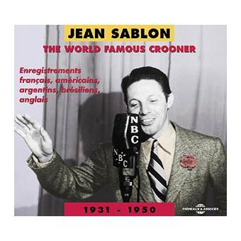 World famous crooner 1931 - 1950