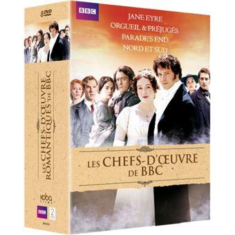 Orgueil et préjugésCoffret Chefs-d'œuvre de la BBC DVD
