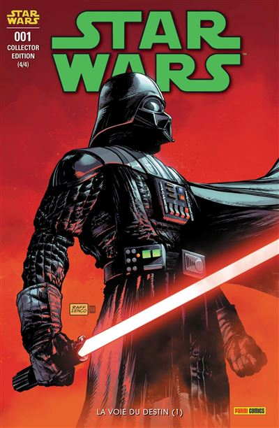Star Wars N°01 - Variant Ienco