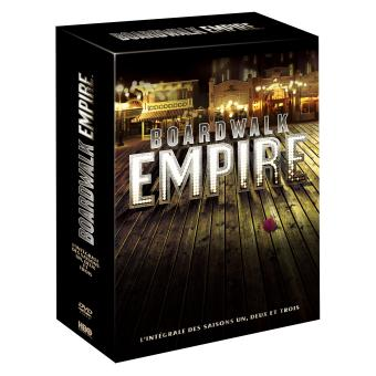 Boardwalk EmpireBoardwalk Empire - Coffret intégral des Saisons 1 à 3 - DVD