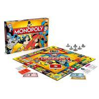 Monopoly DC Comics Winning Moves