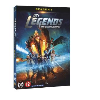 DC's Legends of TomorrowDC's Legends of Tomorrow Saison 1 DVD
