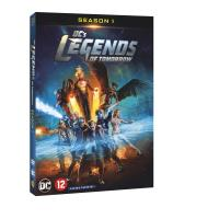DC's Legends of Tomorrow Saison 1 DVD