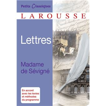 Lettres De Madame De Sevigne Poche Marie De Rabutin Chantal Sevigne Achat Livre Ou Ebook Fnac