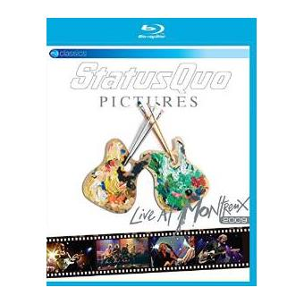 Live at Montreux 2009 Pictures Blu-ray