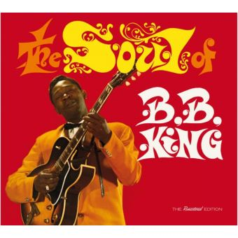 The Soul of B.B. King - CD