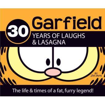 Garfield 30 Years of Laughs & Lasag