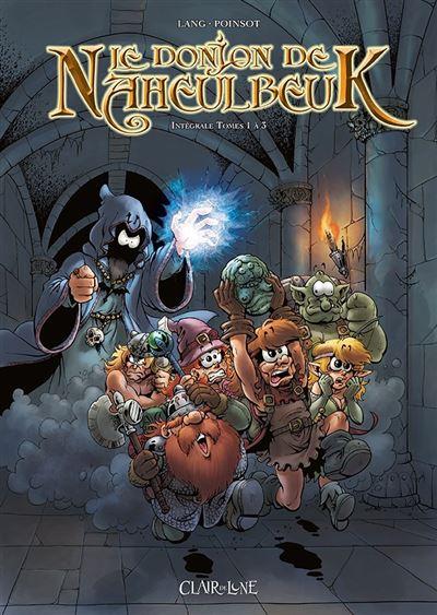 Le donjon de Naheulbeuk - L'intégrale