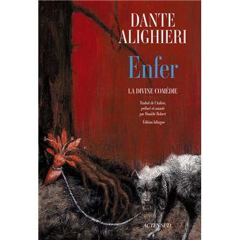 Enfer La Divine Comedie Edition Bilingue Edition Bilingue Italien Francais Tome 1 Broche Dante Alighieri Daniele Robert Daniele Robert Achat Livre Fnac