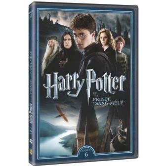 Harry PotterHarry Potter et le Prince de sang-mêlé DVD