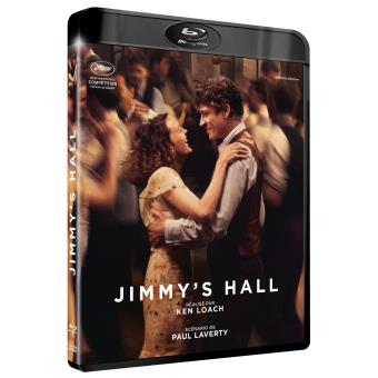 Jimmy's Hall  Blu-ray