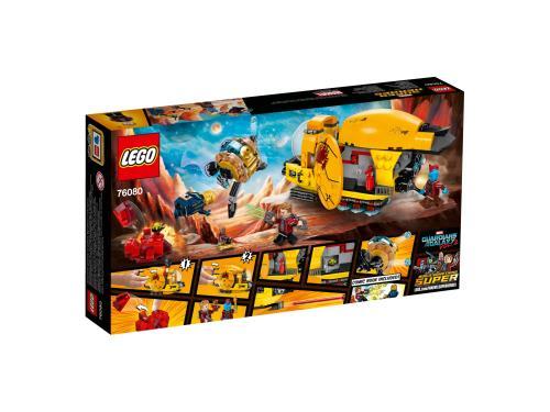 LEGO Marvel Super Heroes 76080 La revanche d/'Ayesha  Neuf