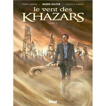 Le vent des KhazarsLe Vent des Khazars