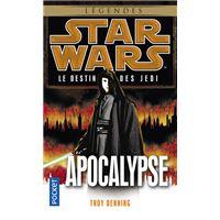 Star Wars - numéro 125 Le destin des jedi - tome 9 Apocalypse