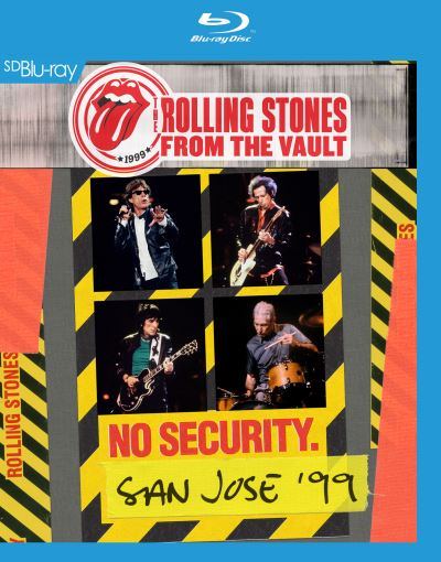 The Rolling Stones : from the Vault No Security - San Jose '99