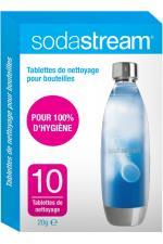 SODASTRM TABLETTES DE NETTOYAGE X10