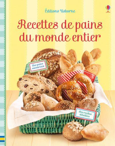 Recettes de pains du monde entier