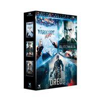 Coffret Action SF DVD