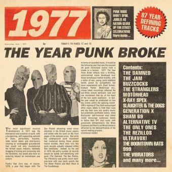 1977: The Year Punk Broke Coffret