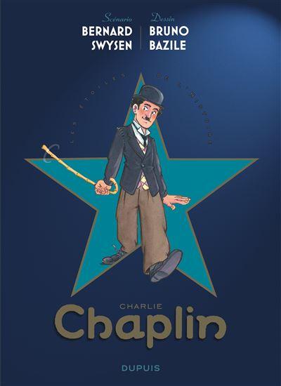 Les étoiles de l'histoire - Charlie Chaplin